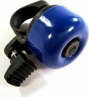 Zvonek paličkový BABY smalt, modrý
