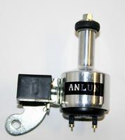 Dynamo Anlun ALU-pravé, stříbrné
