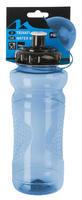 Láhev 0,7l- průhledná modrá M-IGHTY