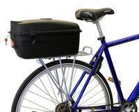 Brašna na nosič - Box plastový, se zámkem, 17l