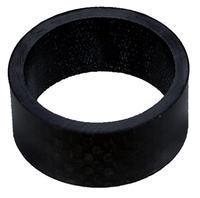 """Podložka Al, 1 1/8"""", 10mm, černá"""