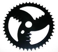 """Převodník BMX """"Disc"""", 44zubů, černý (kliky 267762)"""
