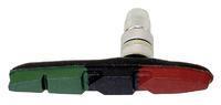Brzdové botky MTB - 3směsi, imbus, 70mm