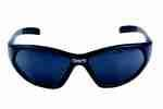 Brýle MIGHTY dětské, černé, tmavé sklo