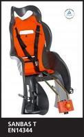 Dětská sedačka zadní, SANBAS, samonosná, EN14344