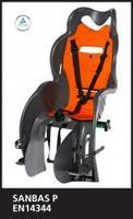 Dětská sedačka zadní, SANBAS, na nosič, EN14344