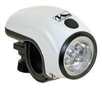 Světlo př.M WAVE- 5SUPER LED, černé