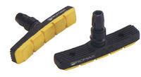 Brzdové botky MTB- imbus černá/žlutá 70mm, Promax