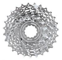 Kazeta HG50 9ti kolo, 11-25, stříbrná, Shimano Tia