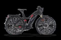 HAI-17 SDURO Trekking-S 6.0 500Wh dámský čern/červ