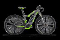 HAI-17,HardNine 5.0,500Wh,titan/neon zelený mat
