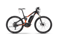 HAI-17,FullSeven-S 7.0,500Wh,černá/oranžová mat