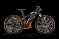 HAI-18 SDURO HardNine 2.0 400Wh černá/oranž/sříbrn