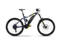 HAI-18 XDURO NDURO 7.0 500Wh stříbrná/modrá/žlutá
