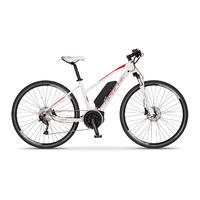APB-18 Matto lady Bosch Active Plus 500 Wh bílá