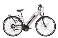 E-kolo EcoBike, Cortina Lady, 350W, 10.4 Ah, šedá
