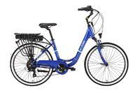 "E-kolo EcoBike, City-L, 250W, 10.4 Ah, modrá, 26"""
