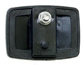 Odrazka přední -59x34mm