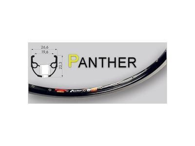Ráfek Panther 559x19 BA+GBS+2nýt 36