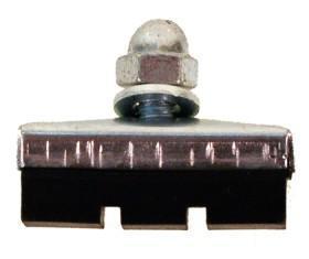 Brzdové botky silniční -obyč., 40mm