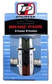 Brzdové botky MTB - 3směsi, cartridge, imbus
