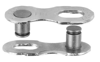 Spojka řetězu KMC 1/2 x 3/32, 7,3-7,8mm,na7mi kol.