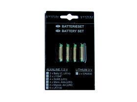 Baterie SUM5, LR1, Alkaline, cena1ks,baleno po 4ks