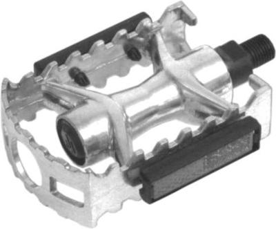Pedály MTB Al, FP-961, stříbrné