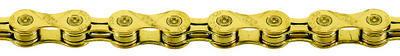 Řetěz KMC X-10 L, 5,88mm, 10rychl., gold, box