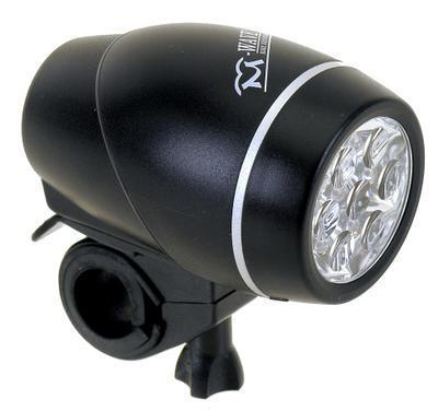 Světlo blik.přední M-WAVE 4fce, 7 WHITE LED