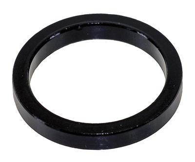 """Podložka Al, 1 1/8"""", 5mm, černá"""