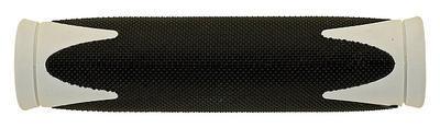 Madla VELO-D2, černo-bílé, 130mm