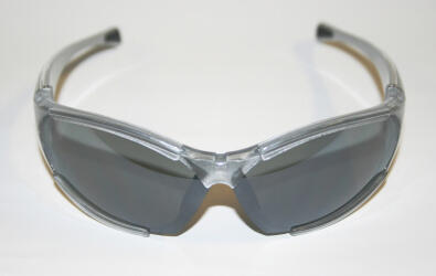 Brýle cyklistické stříbrné