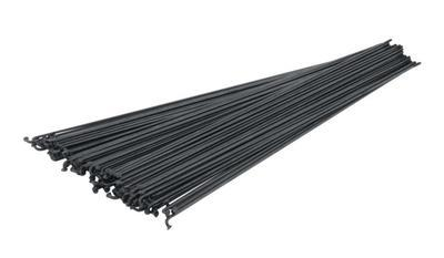 Paprsek 2,0 BLACK nerez 2x295/100ks, CN