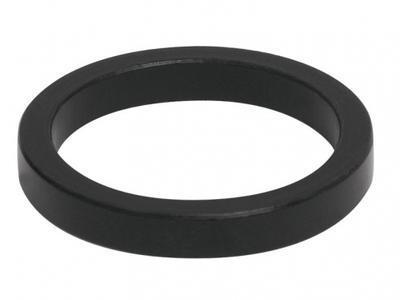 """Podložka Al, 1"""", 3mm, černá"""