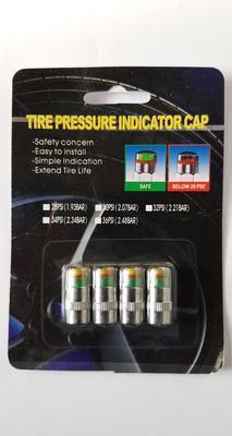 Čepička MOTO, s ukazatelem tlaku, BTC01,cena za1ks