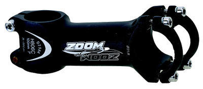 "Představec ZOOM Al, 100mm -1 1/8"" 31,8mm říd,BLACK"