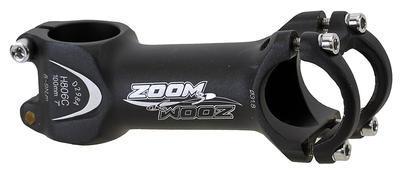 "Představec ZOOM Al, 110mm -1 1/8"" 31,8mm říd,BLACK"
