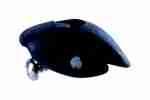 Držák vzpěry blatníků, horní, plast, DZM386105-6