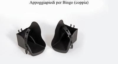 Stupačky do dětské sedačky Bingo