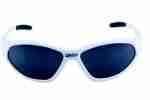 Brýle MIGHTY dětské, bílé obroučky, tmavé sklo