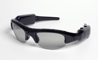 Digitální kamera v cykl.brýlích, 4GB, 8Mpix kamera