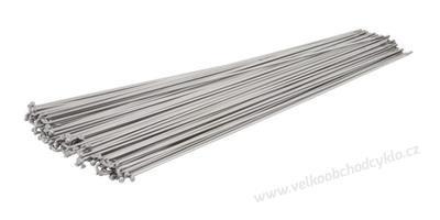 Paprsek 3,0-195mm(100ks), NEREZ, stříbrné