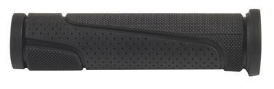 Madla gumová-černá, 125mm, uzavřený konec