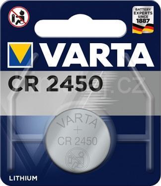 Baterie VARTA - CR2450, 3V