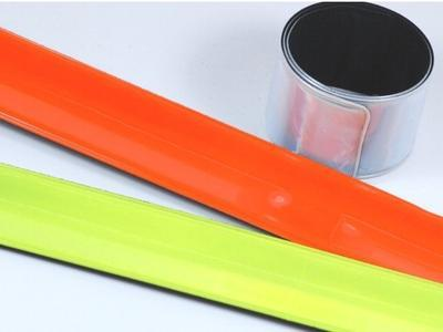 Reflexní páska, 30x340mm, stříbrná, 1 KS
