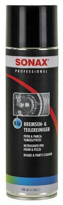 SONAX - na čištění diskových brzd, 500ml spray - 1