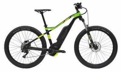 HERC-18 Nos CX Sport 10sp černá/zelená/matná