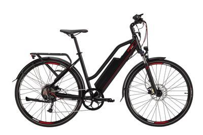 E-kolo EcoBike, speed-L, 500W, 13.6 Ah, černá