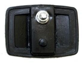Odrazka zadní - 58x42mm - 2